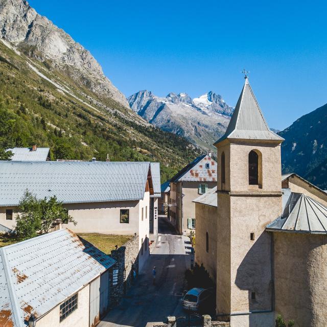 Saint Christophe En Oisans Autour Des 2 Alpes
