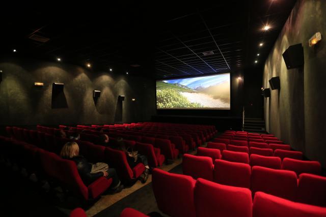 Salle Cinema Les 2 Alpes