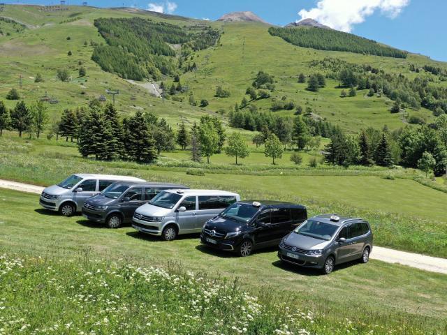 Taxi Trans Oisans Les 2 Alpes