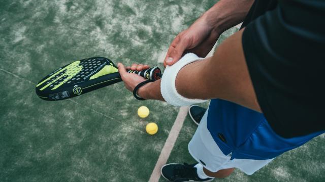 Tennis Les2alpes Terrain Été
