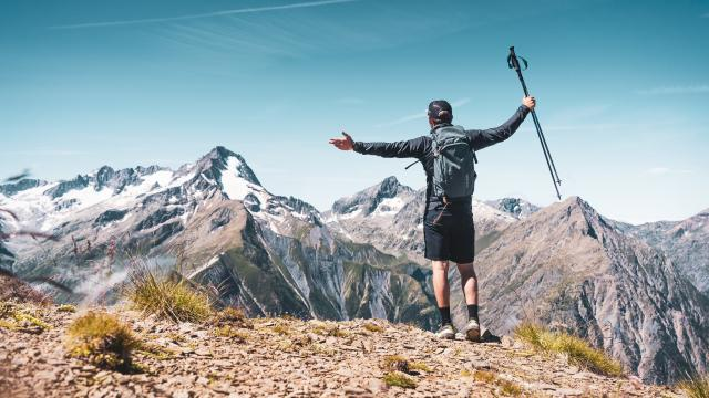 Trail Sommet Montagne Les 2 Alpes