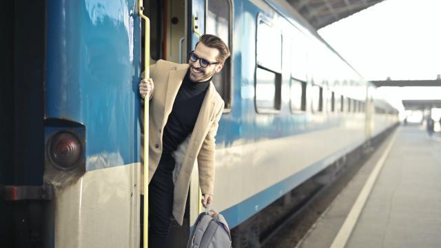 Train Été Gare Acceder Station Les2alpes