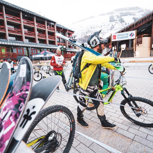 Snow 2 Bike