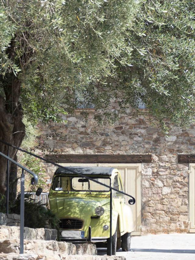 Grimaud Village Historique Var (1)