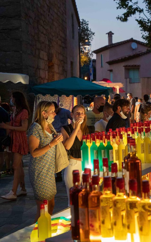 Marche Nocturne Grimaud Golfe De Saint Tropez (10)