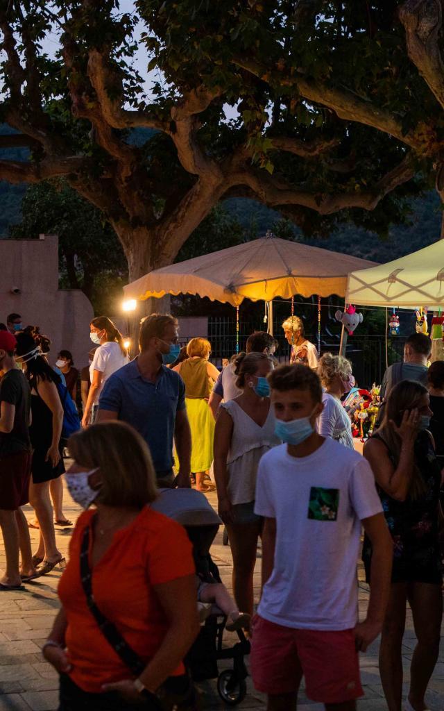Marche Nocturne Grimaud Golfe De Saint Tropez (11)