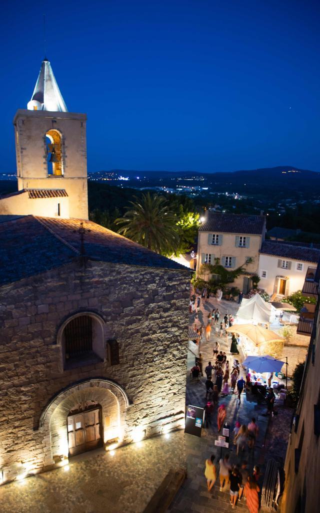 Marche Nocturne Grimaud Golfe De Saint Tropez (14)
