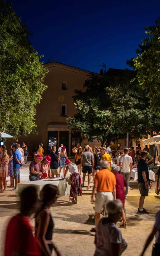 Marche Nocturne Grimaud Golfe De Saint Tropez (5)
