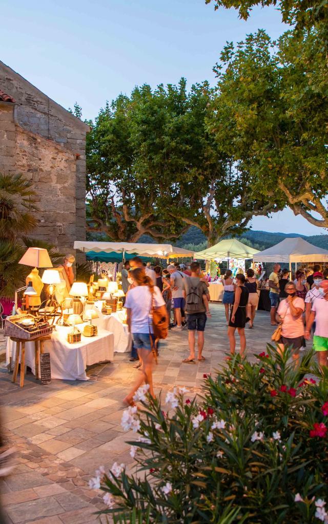 Marche Nocturne Grimaud Golfe De Saint Tropez (8)