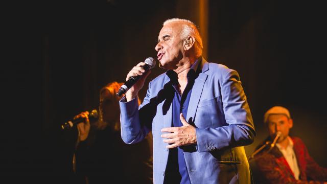 Michel Fugain Les Grimaldines