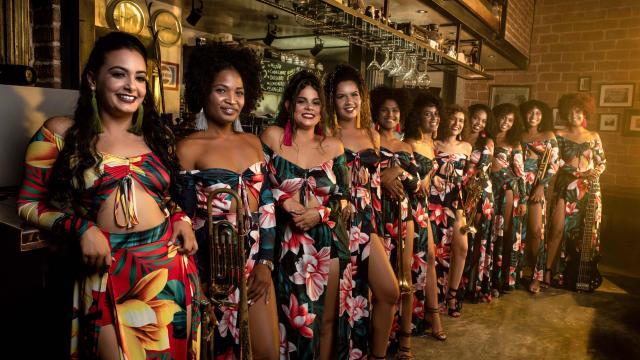 Mulatason Banda Les Grimaldines (1)