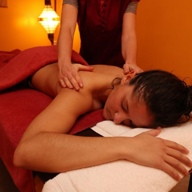 Massage et bien-être aux 7 Laux
