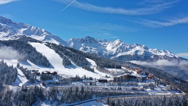 Station de ski Prpaoutel aux 7 Laux en hiver