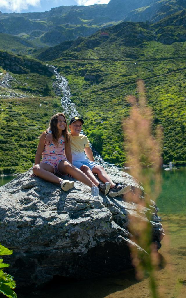 Lac de la jasse 7 Laux