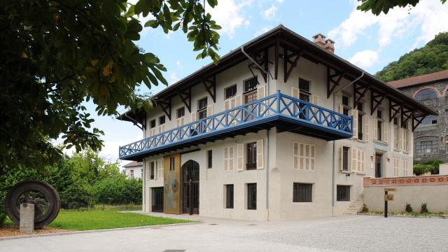 Musée de la Houille Blanche Maison Bergès