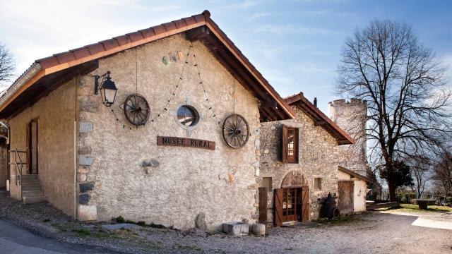 Musée La Combe Autrafé