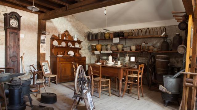 Musée La Comba Autrafé