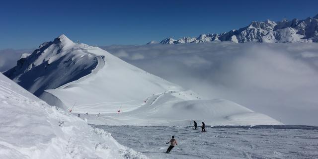 Piste de ski des 7 Laux