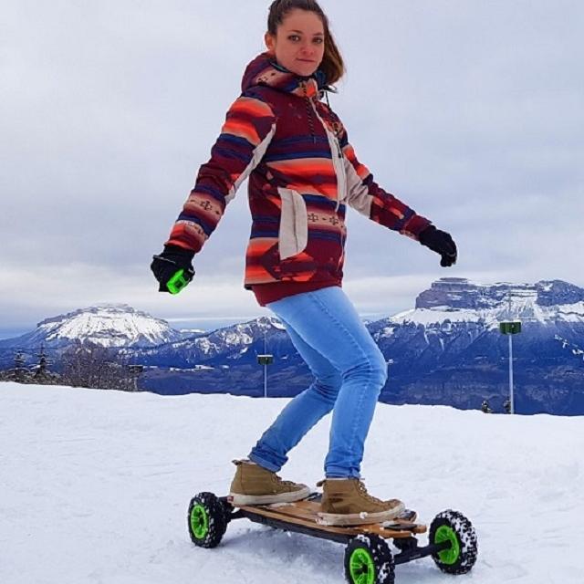 Skate Electrique Sur Neige E1612947945496