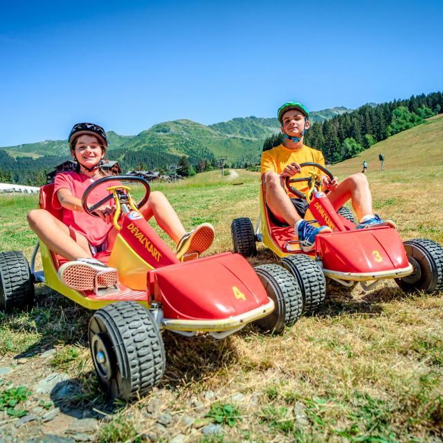 Deval'Kart aux 7 Laux enfants