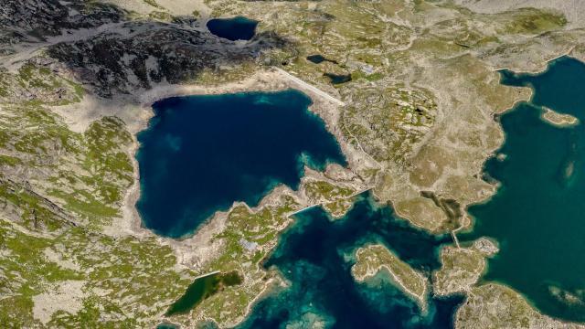 lacs des 7 Laux