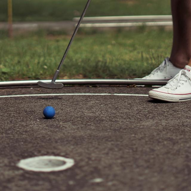 Mini Golf les 7 Laux