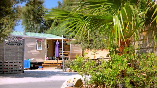 Camping Mer Sable Soleil Leucate