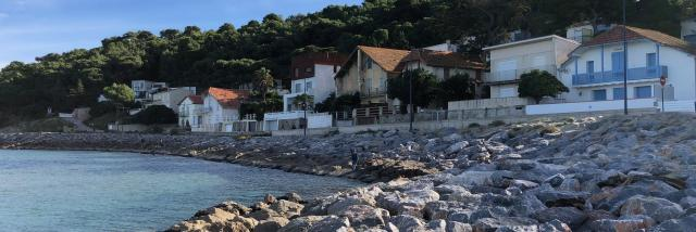 Front de mer - La Franqui
