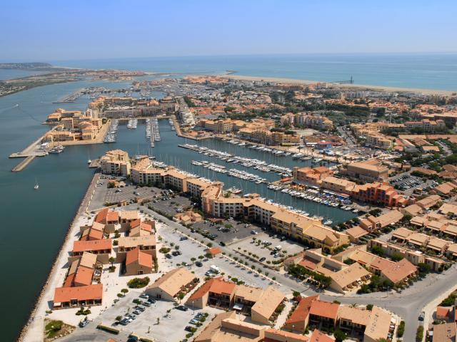 Port de Port Leucate