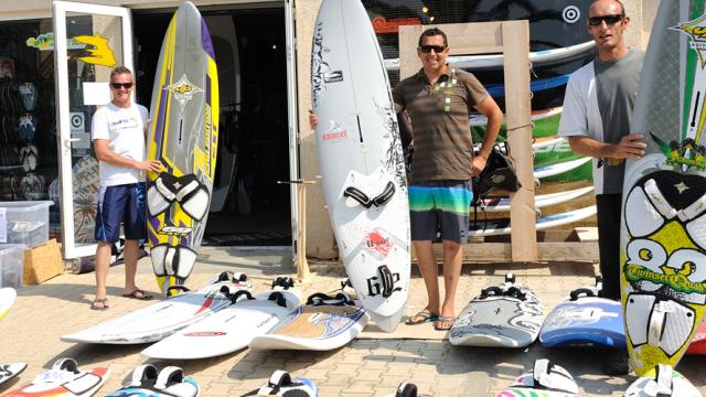 Surfshop Leucate