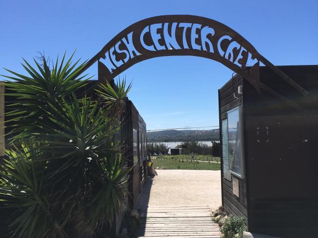 Wesh Center Crew - Spot Le Goulet Leucate 7