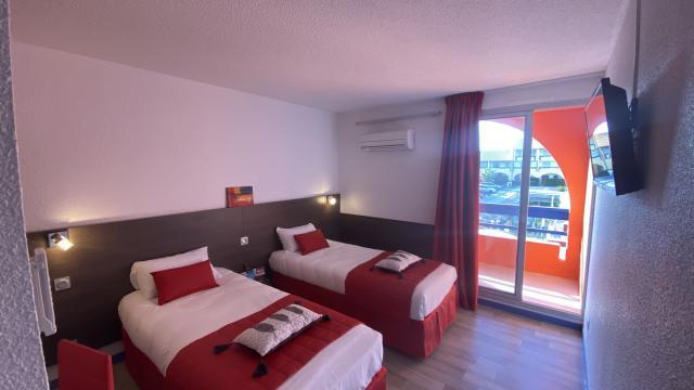 Chambre Hotel Leucate