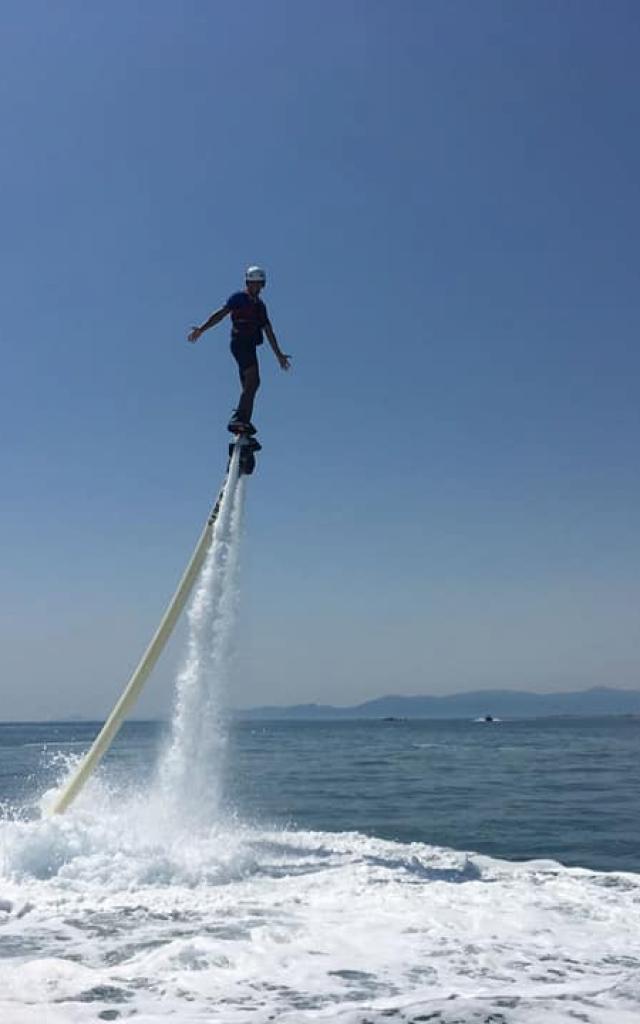 Flyboard Leucate
