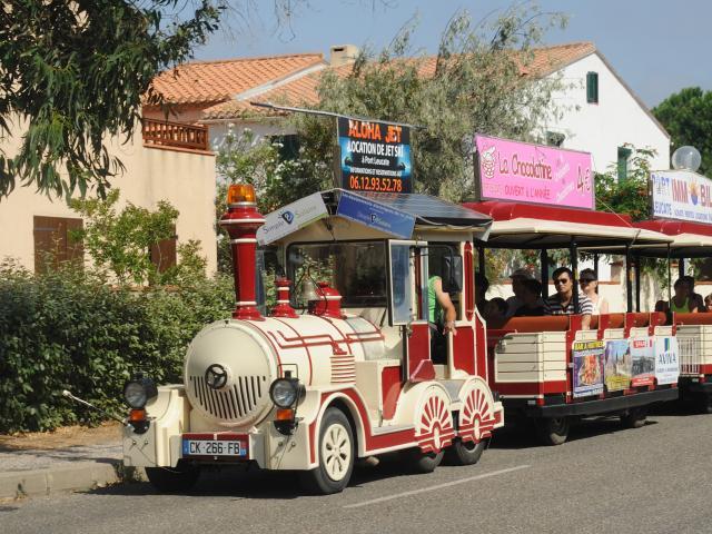 Petit Train Leucate