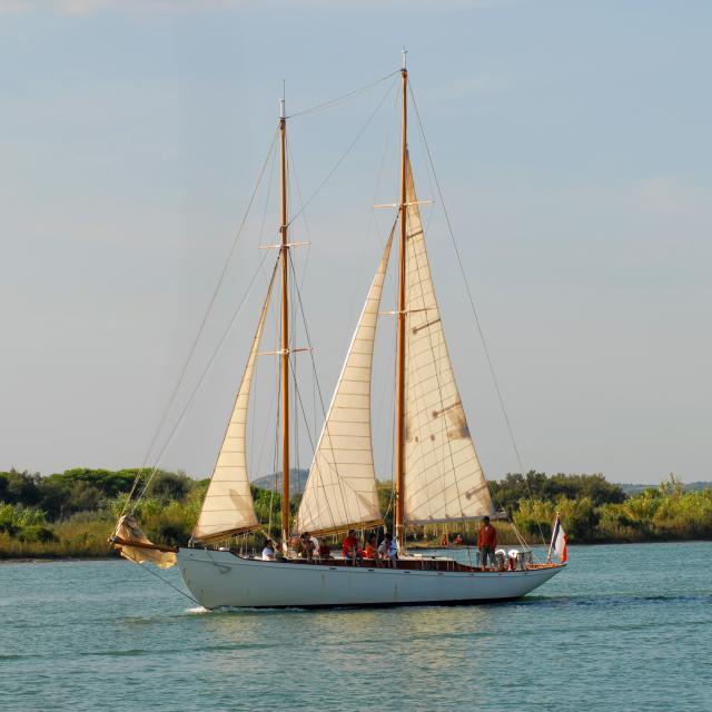 Voilier le Limnoreia, promenade En Mer Leucate