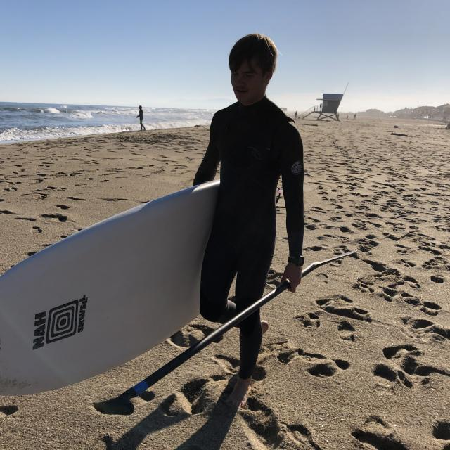 Surf Paddle Leucate