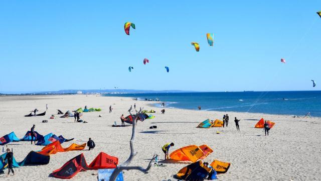 Kite Surf Leucate