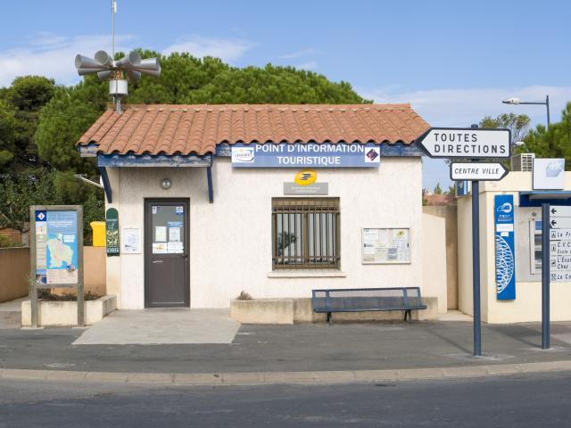 Lafranqui Point Info Office