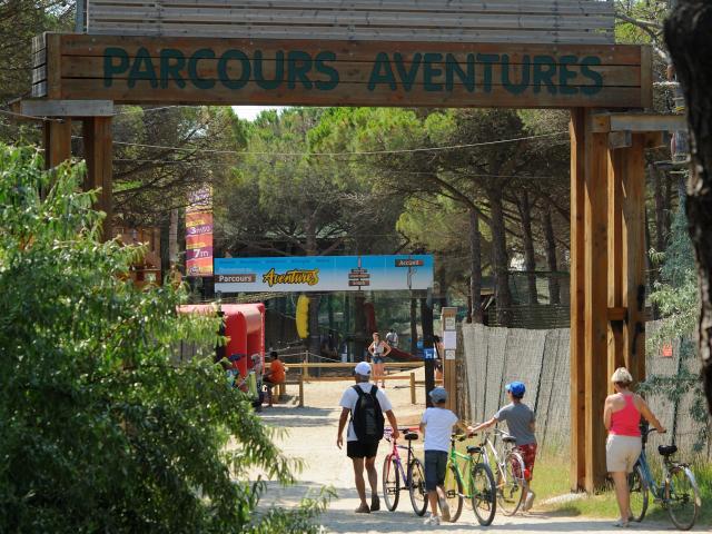 Parc De Loisirs Leucate Aventure