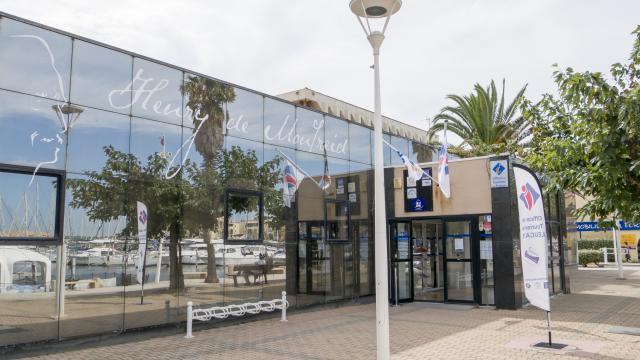 Port Leucate Office Tourisme