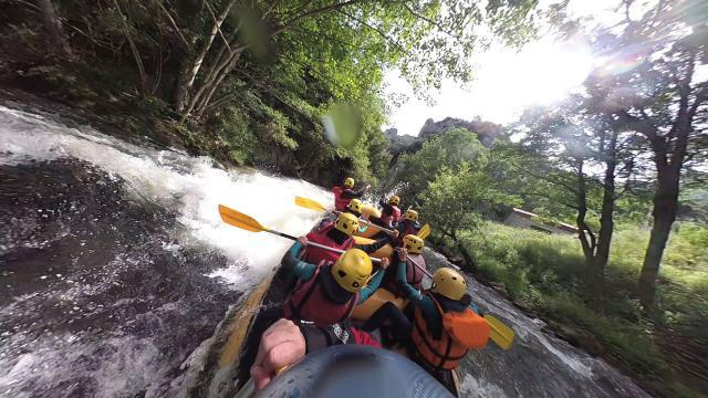 Rafting Leucate
