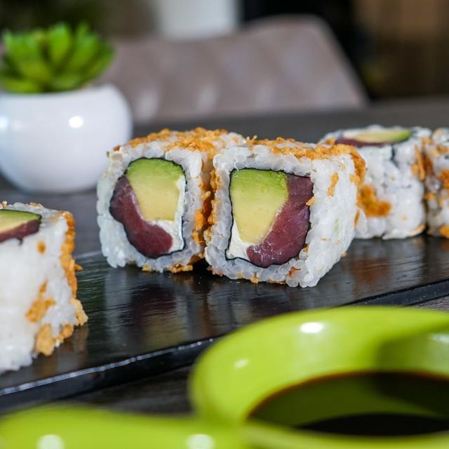 Photo de sushis