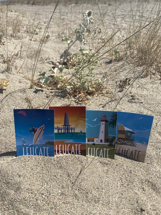 Cartes Postales Leucate