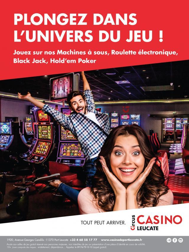 Casino Port Leucate