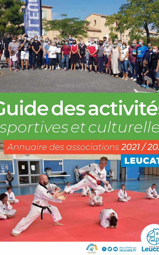 Guide Des Associations Leucate 2021 2022
