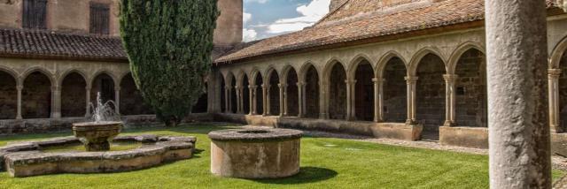 Abbaye Saint Hilaire Limoux