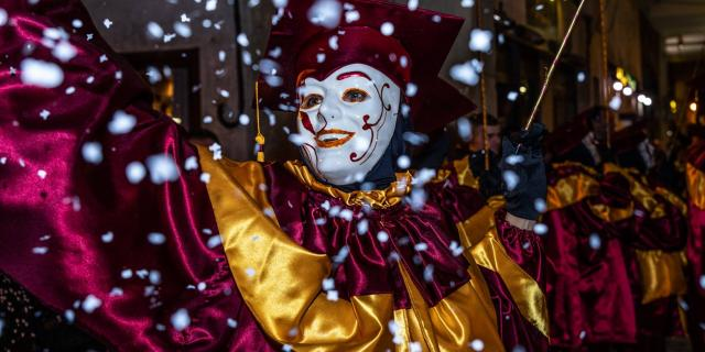 Les Réménils - Carnaval