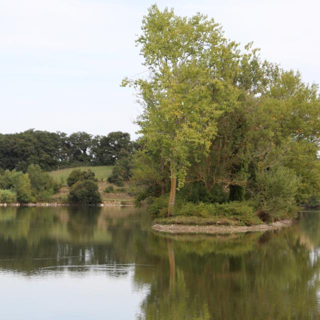 Lac de la Pène