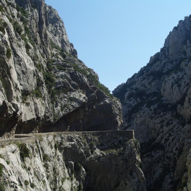 Route des gorges de Galamus_© Emilie Goby