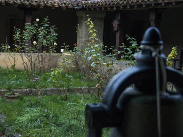 Cloître - Abbaye De Rieunette